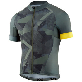 Skins Cycle Classic Bike Jersey Shortsleeve Men Full Zip grey